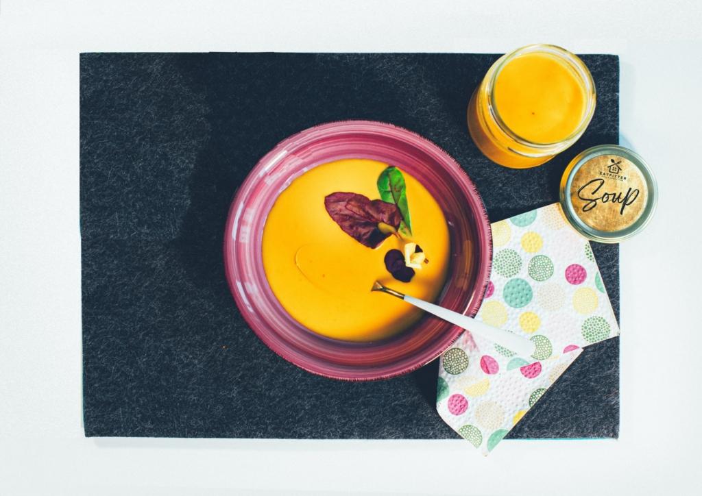 Karotten-Ingwersuppe 500ml