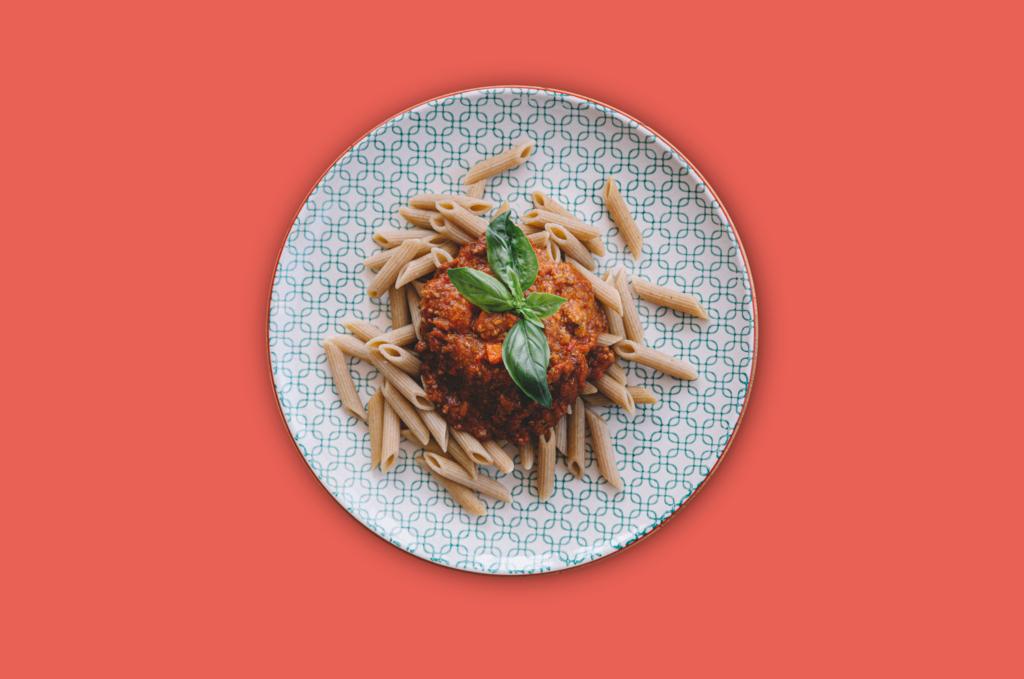 Noodles Bolognese XL
