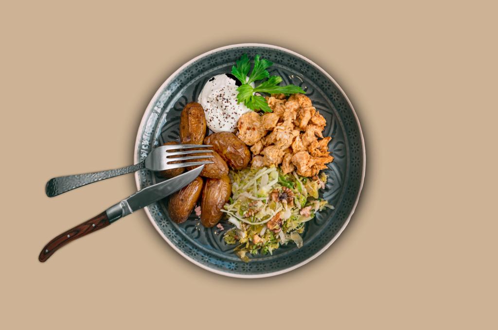 Gericht-Box: 7 Tage - Diät