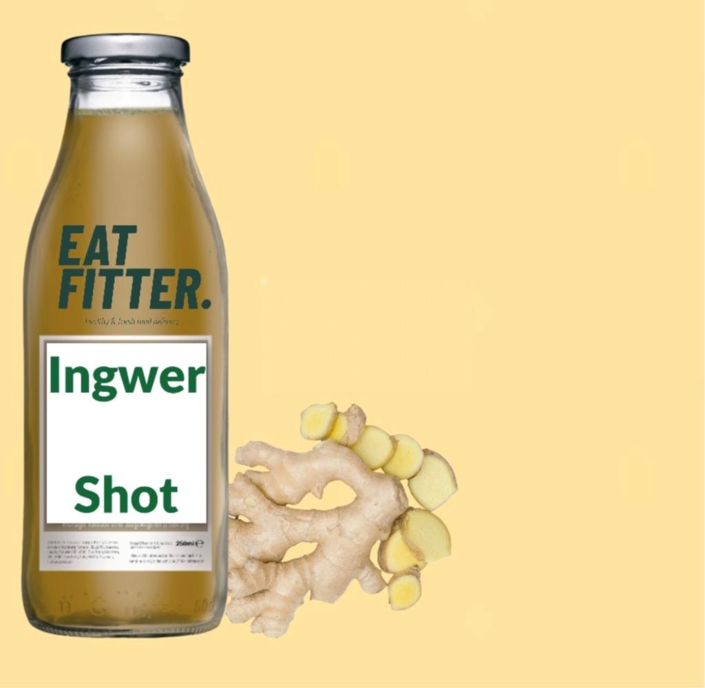 Ingwer Shot 250ml