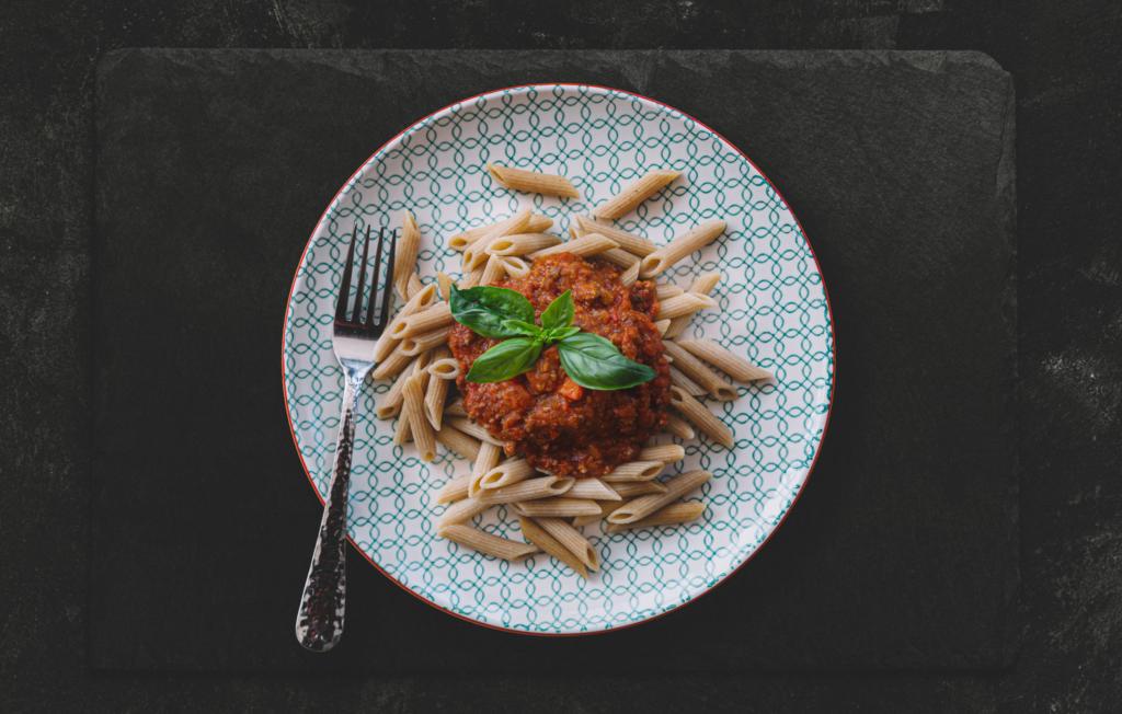 Noodles Bolognese