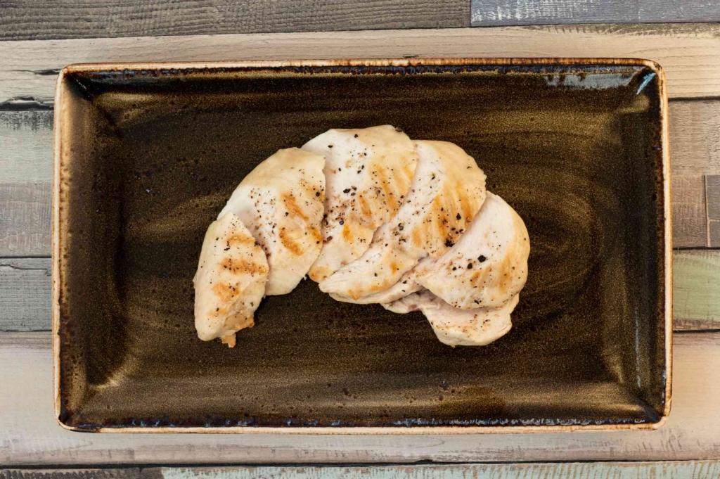 Chicken mariniert